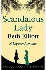 Scandalous Lady Kindle Edition