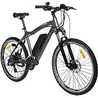 Moma Bikes Vélo Electrique E-MTB Freins Disque Hydraulique avec Batterie Intégrée Adulte Unisexe