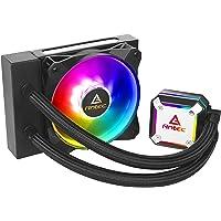 Antec Neptune 120 ARGB All-in-one Liquid CPU Cooler with Aluminum Radiator and Latest Intel/AMD Support