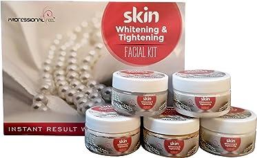 professional feel 'Skin Whitening & Tightening' Facial Kit, 250 G - Set of 5