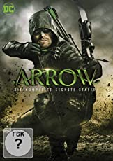 Arrow - Staffel 6 [5 DVDs]