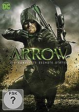 Arrow - Staffel 6 [5 DVDs]