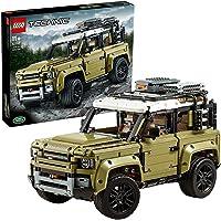 LEGO 42110 Technic Land Rover Defender, Maquette Voiture à Construire, Modèle à Collectionner Exclusif, Ensemble de…