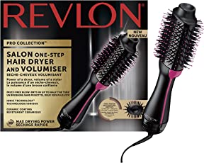 Revlon Pro RVDR5222 Pro Collection Salon One-Step Warmluft und Volumenbürste