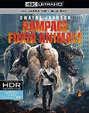 Rampage - Furia Animale  (2 Blu Ray)