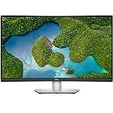 Dell S3221QS Monitor Komputerowy, Srebrny, 32 cale