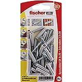 fischer 052120 spreidplug GKS K SB-kaart, inhoud pluggen SX 5 x 25, 25 x houtschroef 3,5 x 30
