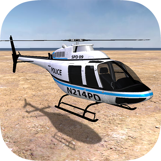 police-helicopter-on-duty-3d