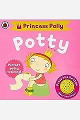 Princess Polly's Potty Board book