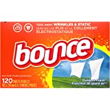Bounce Outdoor Fresh Fabric Softener Sheets, 120 Count