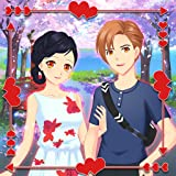 Juegos de vestir parejas anime