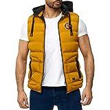 Blackrock Men's Outdoor-Vest - Slim Fit - Sleeveless Gilet - Warm & Comfortable Vest