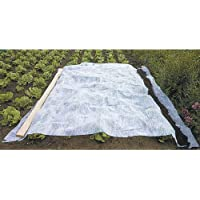 WERKA PRO - 10381 - Voile d'hivernage en rouleau - 2 x 10 m - 30 g/m2 - Blanc