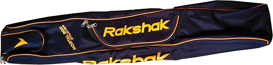 Rakshak Starter Hockey Stick Bag Full Size - Color May Vary