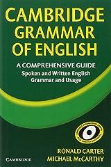 Cambridge Grammar of English: A Comprehensive Guide: English Kindle Edition