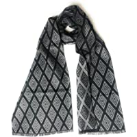 Sciarpa da uomo dal design elegante super morbida a quadri - Sciarpe da uomo
