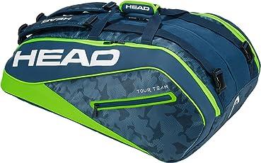 HEAD Tour Team 12R Monsterercombi Tennisschläger Tasche, Unisex, Tour Team 12R Monsterercombi