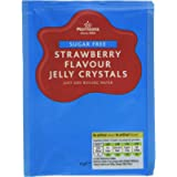 Morrisons Strawberry Flavour Jelly Crystals, 11.5 g, Pack of 24