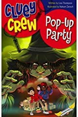 Pop-up Party (Cluey Crew Book 4) Kindle Edition