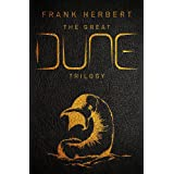 The Great Dune Trilogy: Dune, Dune Messiah, Children of Dune: 1-3