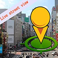 street view live 360: bussola realistica