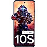 Redmi Note 10S (Deep Sea Blue, 6GB RAM, 128GB Storage) - Super Amoled Display | 64 MP Quad Camera |NCEMI Offer on HDFC Cards