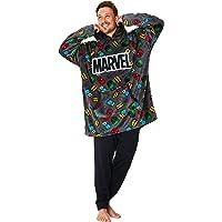 Marvel Hoodies For Men, Fleece Oversized Hoodie Blanket, Avengers Gifts for Men