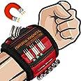 Cadeau Homme Original Bricolage Outillage - Idee Cadeau Homme Noel Bracelet Magnetique Gadget Insolite Utile Outil, Cadeau An