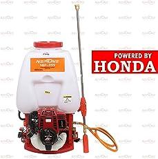 Neptune Knapsack Power Sprayer NF-999 (Capacity: 20 LTR) with 4 Stroke Original Honda Engine