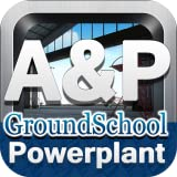 FAA A&P Aviation Maintenance Technician - POWERPLANT Written Test Prep