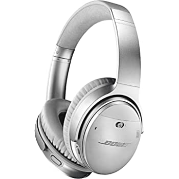 Bose Quiet Comfort 35 II Wireless Headphone (Silver)
