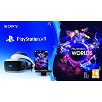 PlayStation VR Starter Pack - PlayStation 4 [Edizione: Regno Unito]