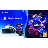 PS VR inkl VR Worlds (PS4)