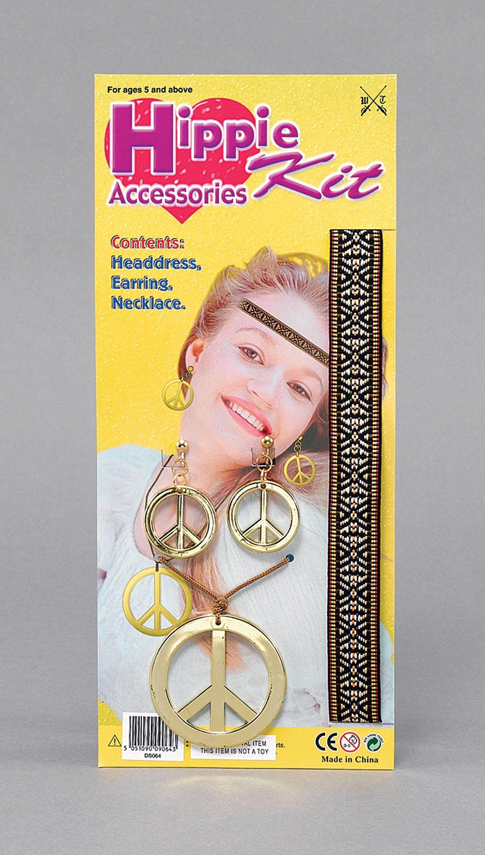 Kit Travestimento Accessori Hippy