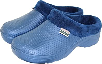 Mens/Womens Gardening Super Soft Clogs/Cloggies Lightweight with Cushioned Insole