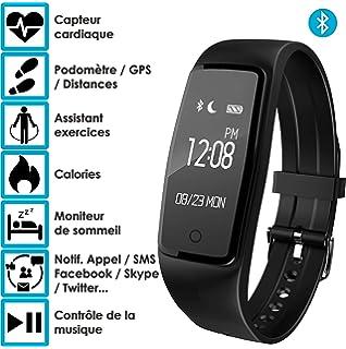 OuiVallée Bracelet connecté MyPulse Marque Française