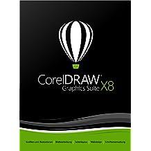 CorelDRAW Graphics Suite X8 [Download]