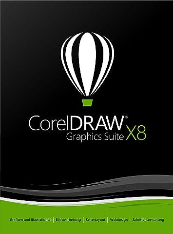 CorelDRAW Graphics Suite X8 Upgrade [Download]