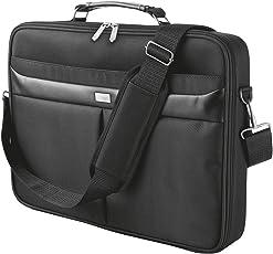 """Trust Sydney CLS Borsa da trasporto per laptop da 17.3"""", nero"""
