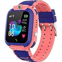 Hangang Smartwatch GPS Tracker Kids GPS Bambini Safe Smart Watch SOS Chiamata Chat, Fotocamera, Giochi, Touch smartwatch…