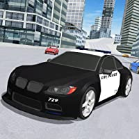 Police Car City Driving