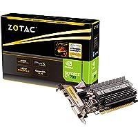 Zotac GeForce GT 730 Zone Grafikkarte (NVIDIA GT 730, 4GB DDR3, 64bit, Base-Takt 902 MHz, 1,6 GHz, DVI, HDMI, VGA…