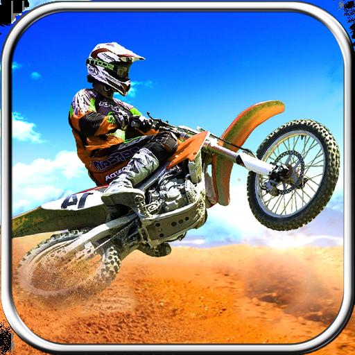 Stunt Bike Racing Trail Xtreme: Bike Tricks Master - An Adventurous Side-Scrolling Game Free -