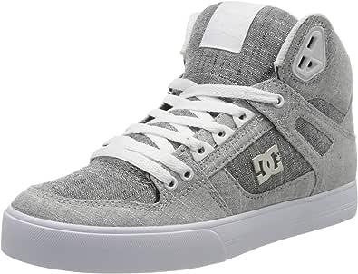 DC Shoes Pure High-Top WC TX Se, Scarpe da Skateboard Uomo