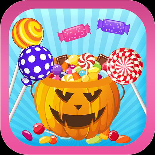 Halloween Candy Thrust (Catch Halloween Candy)