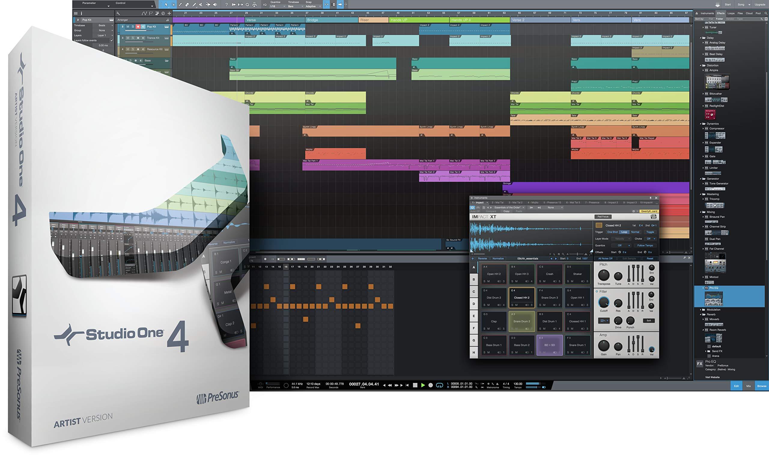 StudioLive 16.0.2. USB