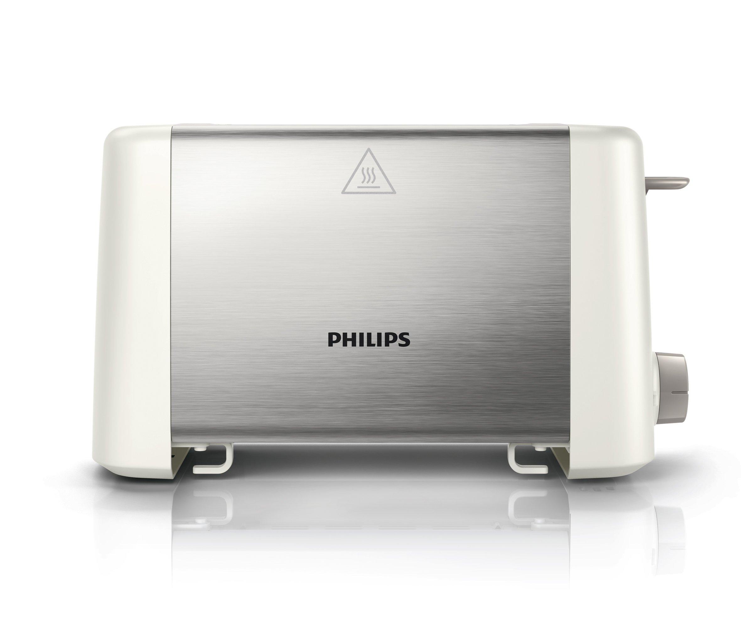 Philips-HD482590-Daily-Collection-2-Schlitztoaster-aus-Edelstahl