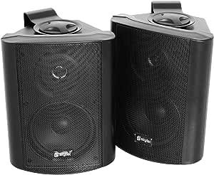 Malone 800w Speaker Pair Pw 1022 3 Way Speaker 10 Musical Instruments