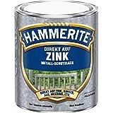 0,75L Hammerite metaalbescherming lak direct op zink koper