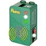 ByBATUL Marterverschrikker, marterafweer, werkt op batterijen, met ultrasoon geluid en flitslicht, marterverschrikker, voor a